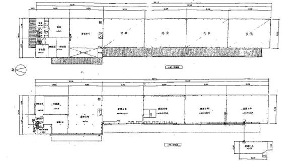 茨木センター図面